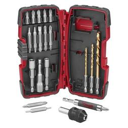 Milwaukee 48-32-0321 Universal Quik-Lok Drill and Drive Set,