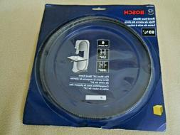 "Bosch 1/4"" Band Saw Blade for 14"" Band Saws / 19 1/2"" / 6 T"