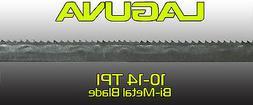 "1/4"" X 10-14 TPI X 106"" Bimetal BandSaw Blade Laguna Tools M"