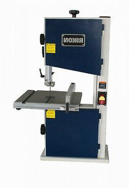 10-Inch Band Saw w/ Fence & Guide Wheeled Resaw Tilt 1/3 HP,