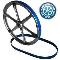 New Heavy Duty Band Saw Urethane 2 Blue Max Tire Set 9 3/4""