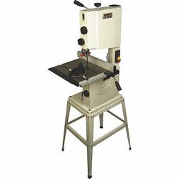 JET 10in. Open Stand Band Saw, Model# JWB-10