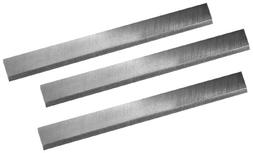 POWERTEC 148031 6-Inch HSS Jointer Knives for Delta 37-205 3