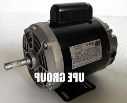 New WEG 1HP Electric Motor Fan Pump 56 frame 3480 rpm 1 phas