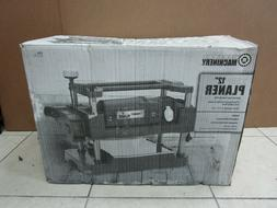 """CENTRAL MACHINERY 2.5 HP 12"""" Planer Auto Feed 20 FPM   NEW,"""