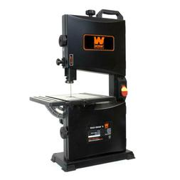 2.8 Amp 9 in Benchtop Band Saw  Vertical Lockout Power Switc