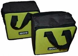 2 Ryobi Tool Bags Cases; Use for Your 18v One Tools