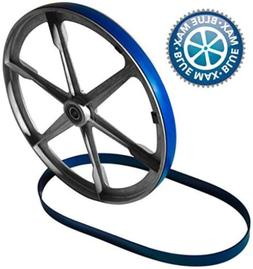 """2 BLUE MAX URETHANE BAND SAW TIRES FOR SKIL 9"""" BAND SAW 3386"""