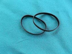 """2 BRAND NEW DRIVE BELTS FOR 9"""" DELTA 28-150 BAND SAW  134159"""