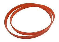 """2 Urethane Band Saw Tires for 10"""" Delta 28-195 Band Saw"""