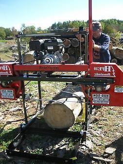 2019 HFE 30 Portable Sawmill Portable Bandmill Band mill lum