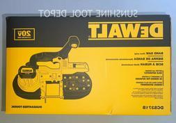 DeWalt 20V MAX 15 in. Cordless Lithium-Ion Band Saw DCS371B