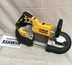 "DEWALT 20V MAX XR Cordless Li-Ion 5"" Band Saw  DCS374B New"