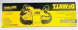 "DEWALT 20V MAX XR Cordless Li-Ion 5"" Band Saw  DCS374B New i"