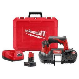 Milwaukee 2429-21XC M12 12-Volt Lithium-Ion Cordless Sub-Com