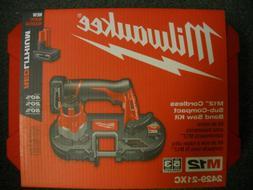 Milwaukee 2429-21XC M12 12V Li-Ion Sub-Compact Cordless Band
