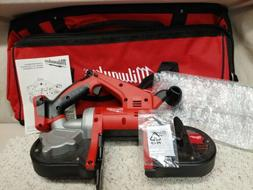 MILWAUKEE•2629-20•M18™18Volt Cordless BAND SAW•BARE
