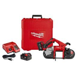 Milwaukee 2629-22 M18 18V Portable Cordless Band Saw Kit w/