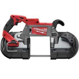 Milwaukee 2729S-20 M18 FUEL Deep Cut Dual Trigger Band Saw -