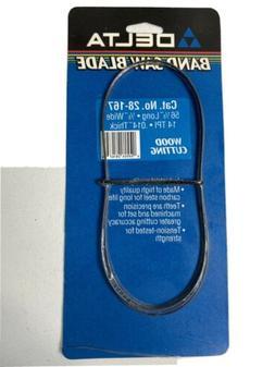 """Delta 28-167 56 1/8"""" Bench Band Saw Blade..14 teeth per inch"""