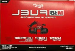 Milwaukee 2829-20 M18 Fuel Compact Band Saw New in Box