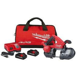 Milwaukee 2829-22 M18 FUEL Li-Ion Compact 3-1/4 in. Band Saw