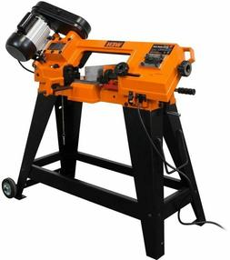 "WEN 3970 Metal-Cutting Band Saw with Stand, 4"" x 6"""