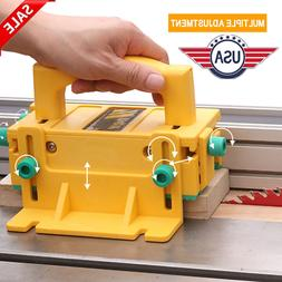 3D Safety Push Block Woodworking Pusher Table Saw Router Tab