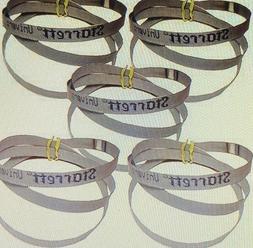 5 Cobalt Portable Bandsaw Blades 18 TPI Porta Band Saw 44-7/