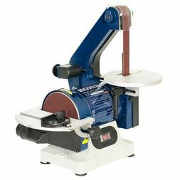 RIKON Power Tools 50-151 Belt with 5 Disc Sander, 1 x 30, Bl