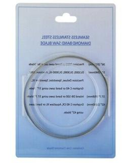 """59.5''x1/8"""" Diamond Coated Replacement Band Saw Blade for GS"""