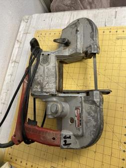Milwaukee 6230 Portable Band Saw Bandsaw (cc40