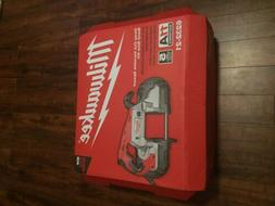 Milwaukee 6232-21 Deep Cut Variable Speed Band Saw w/ Case -