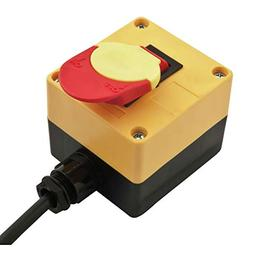 Powermatic 6294733 3520B Lathe Remote On-Off Switch