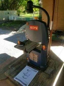 Ryobi 9 in. Band Saw Model BS902, Excellent condition! Inclu