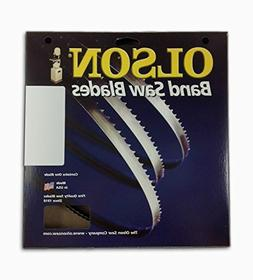 "Olson 10093 Band Saw Blade 93-1/2"" Long x 3/16"" Wide .025"" T"
