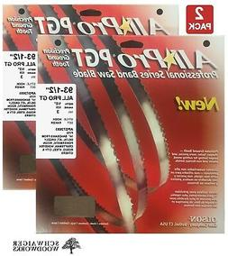 "Olson All-Pro Band Saw Blade 93-1/2"" inch x 1/2""  3TPI,  14"""