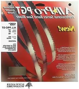 """Olson All-Pro Band Saw Blades 105"""" inch x 1/8"""", 14 TPI, Delt"""