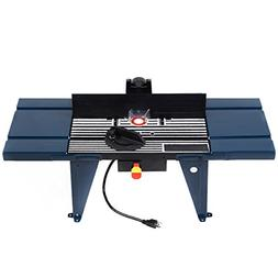 Aluminum Electric Router Table Wood Working Craftsman Tool B