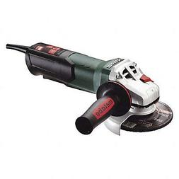 Angle Grinder, 5in. Dia., Paddle, 8.5A
