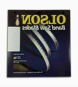 Olson Saw FB14593DB HEFB Band 6-TPI Skip Saw Blade, 1/4 by .
