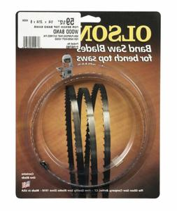 Olson Saw HB71864BL 64. 5 inch Band Saw Blade, 18 Tpi