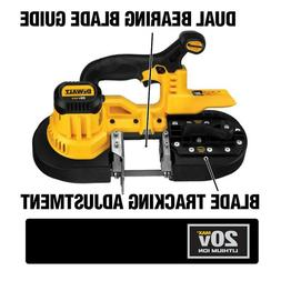 DeWalt Band Saw 20-Volt MAX Lithium-Ion Cordless Band Saw