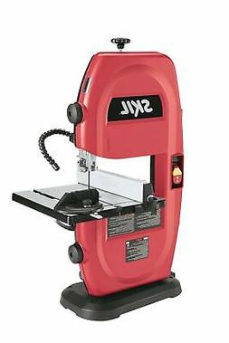 Skil-3386-01 9 In. Band Saw with Light