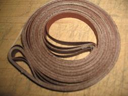 Econaway Abrasives 1/2x80 Band Saw Belt Assortment