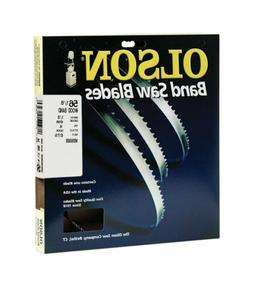 "Olson Band Saw Blade 56-1/8"" inch x 1/8"" 14TPI for Delta 28-"