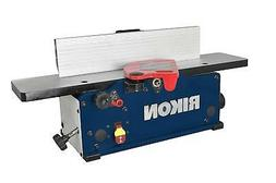 """RIKON Power Tools 20-600H 6"""" Benchtop Jointer with Helical C"""