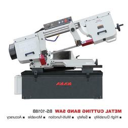 "KAKA Industrial BS-1018B 10"" Metal Cutting Band Saw Machine"