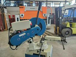 bs 350m dual miter band saw