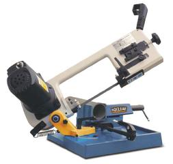 Baileigh BS-127P Manual Portable Metal Cutting Band Saw with